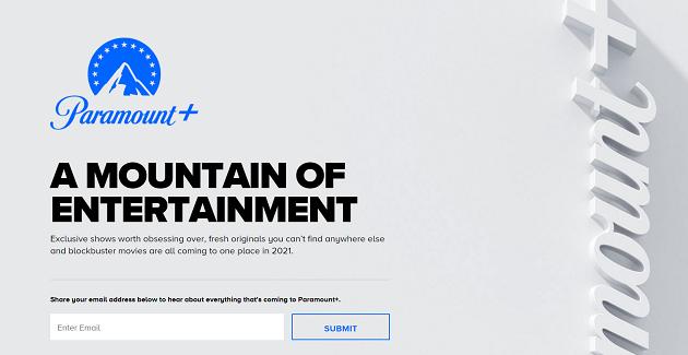Paramount+ si accende il 4 marzo